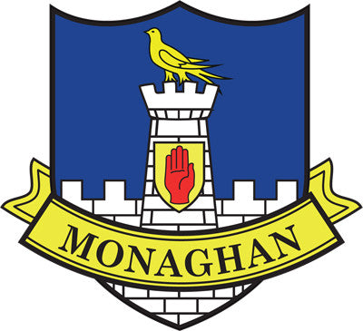 County Sticker CC23 Monaghan