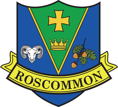 County Sticker CC25 Roscommon