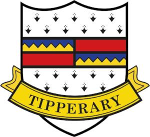 County Sticker CC27 Tipperary