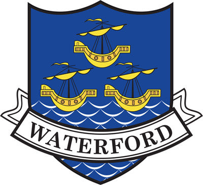 County Sticker CC29 Waterford