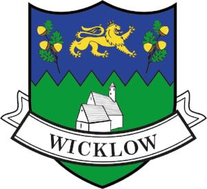 County Sticker CC32 Wicklow