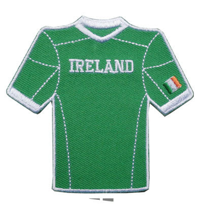 Embroidered Patch EB55 Ireland Jersey