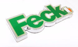 Metal Fridge Magnet MM014 FECK
