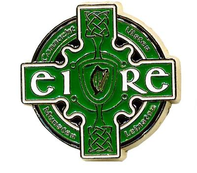 Metal Magnet MM041 Eire Celtic Round