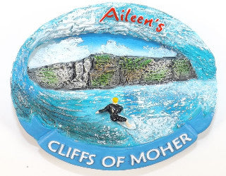 Resin Magnet RM20 Aileens Irish Surfing