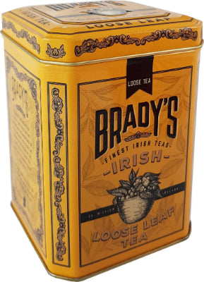 Brady's TT003 Loose Leaf Tea In A Tin 100g