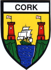 County Sticker CC06 Cork