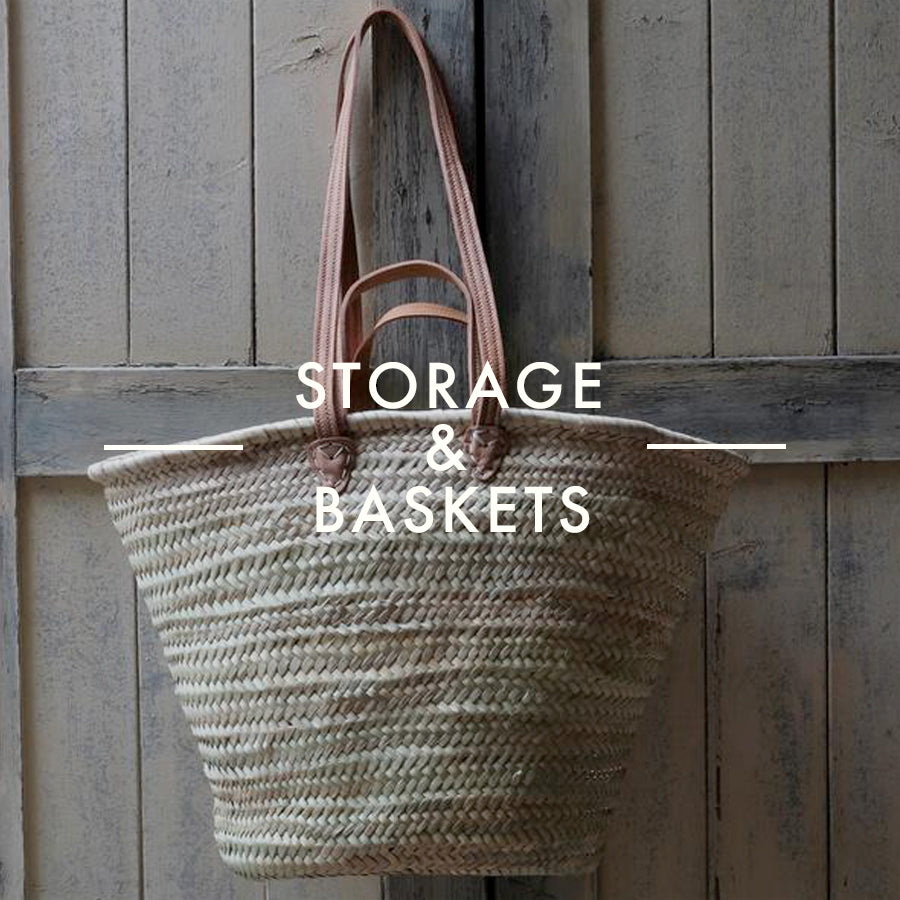 Storage & Baskets