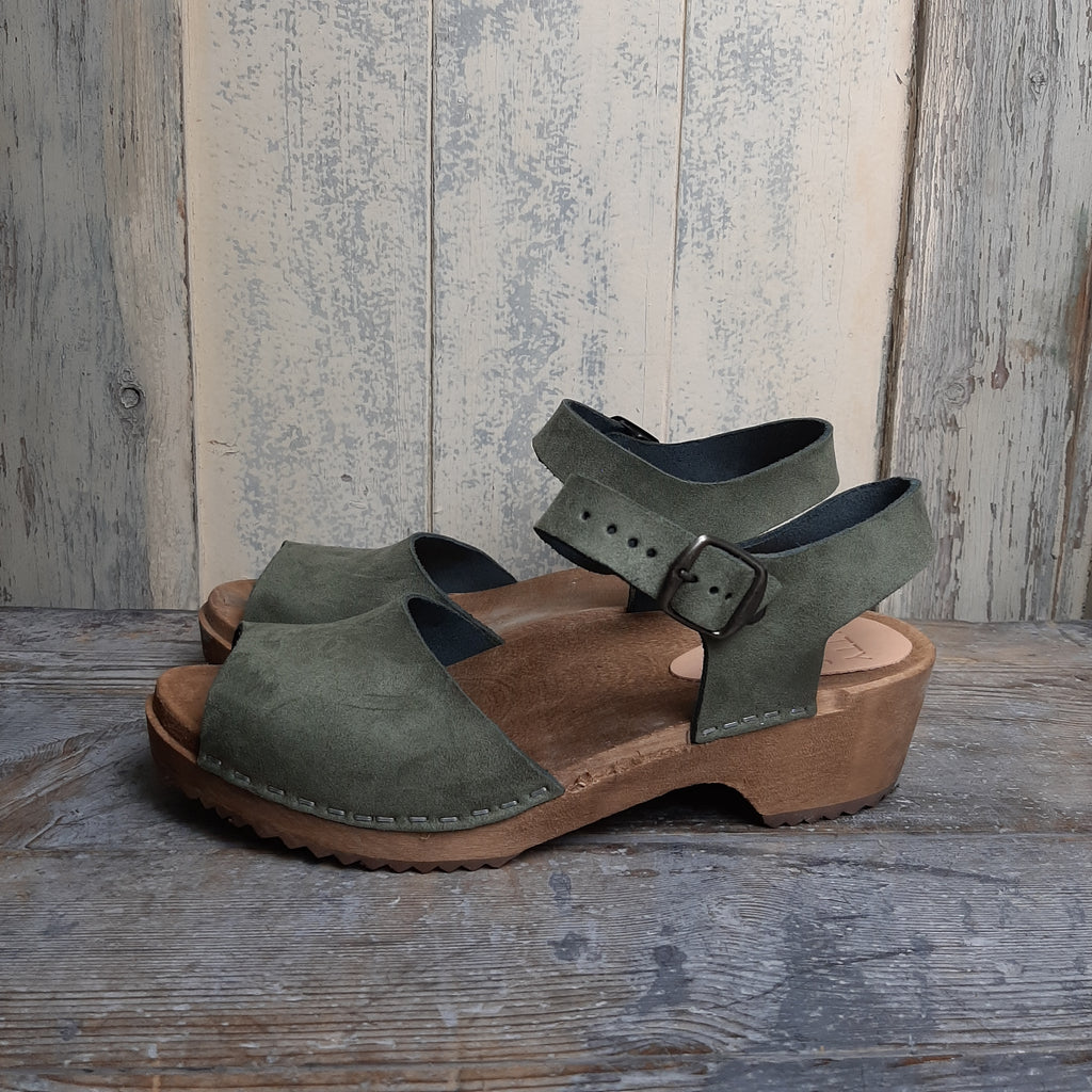 Fresta Clog, Sage - [product_Option1 Value] - Homeware Store