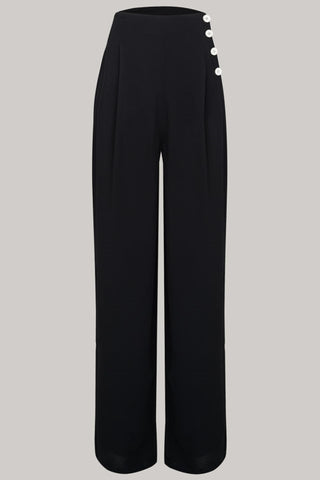 Wide Legged Audrey Trousers