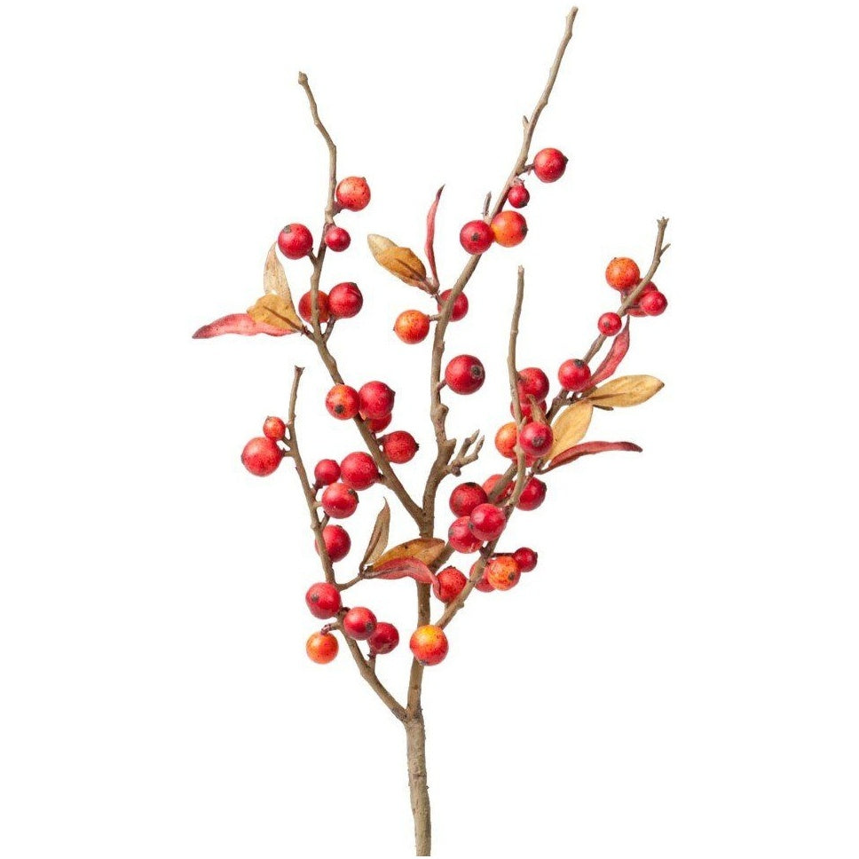 Autumn Berry Spray - closetandbotts