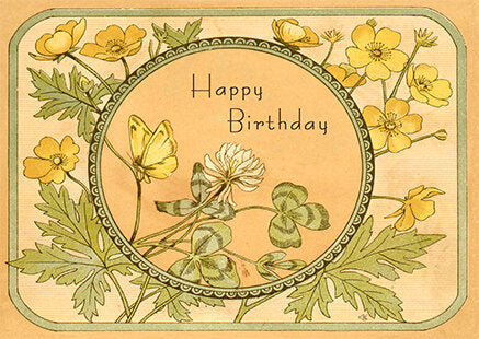 'Happy Birthday' Greeting card - closetandbotts