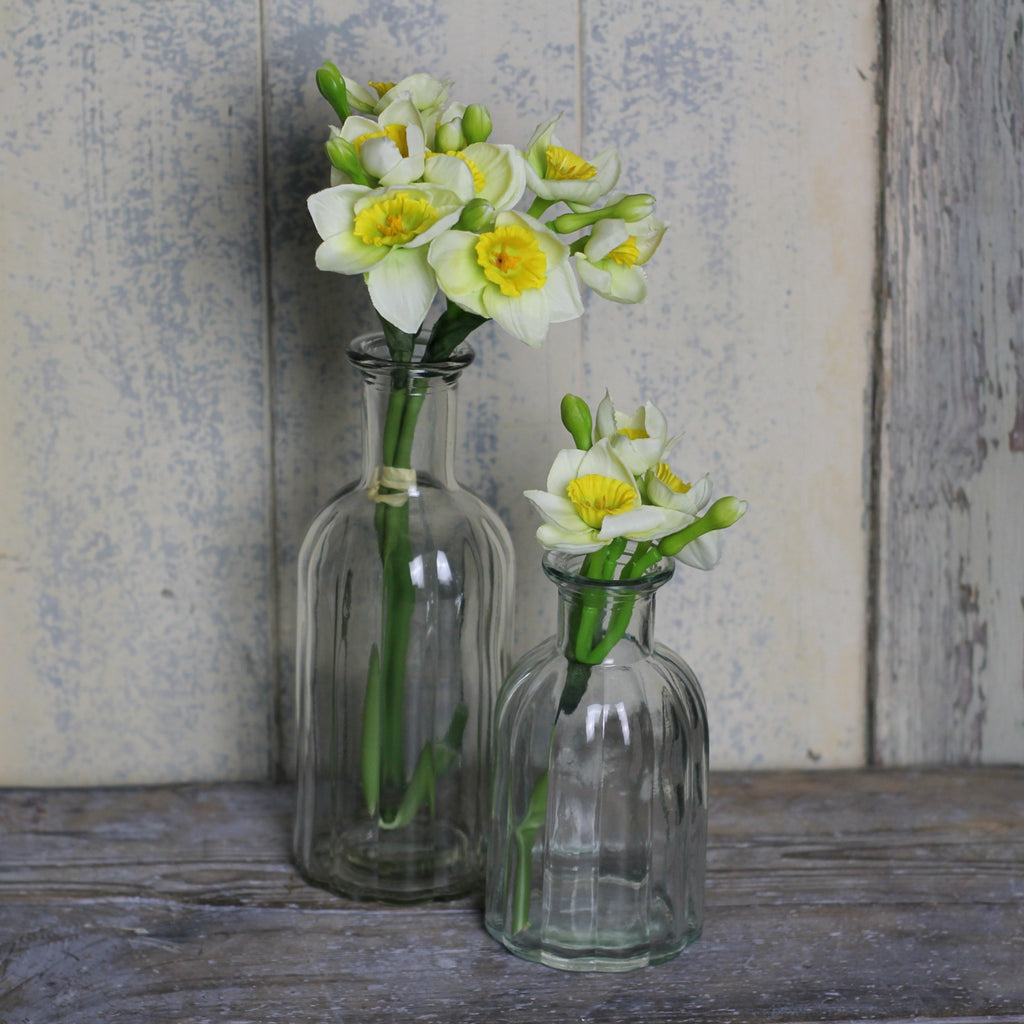 Silk Flowers - Bunch of Daffodils - Homeware Store