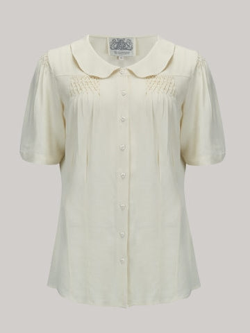 Harriet blouse by The Seamstress of Bloomsbury