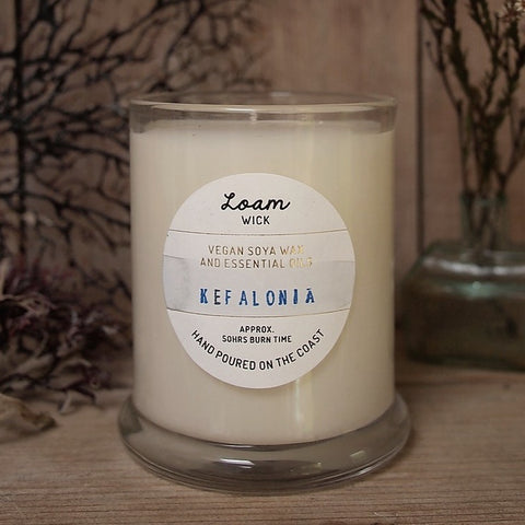 Loam Wick Scented Candle