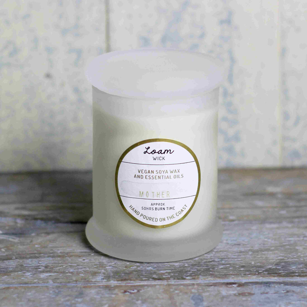 Loam Wick Scented Candles - Homeware Store