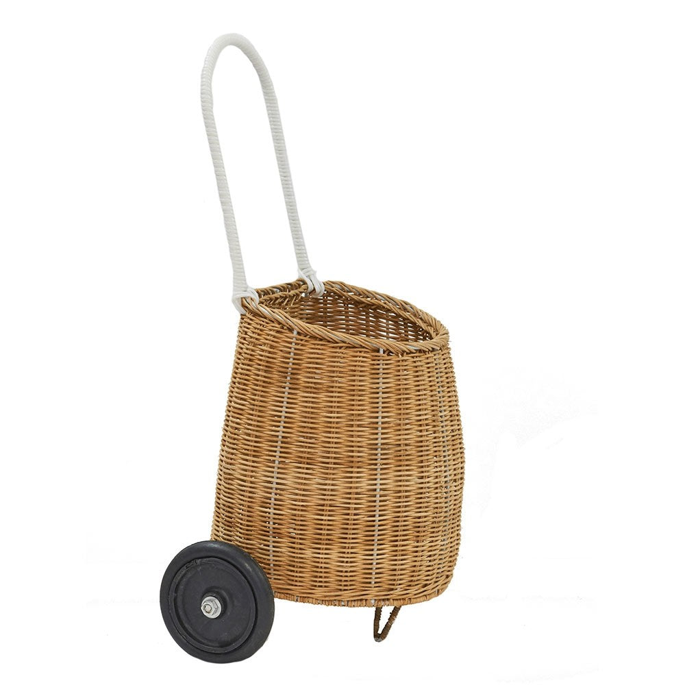 Luggy  Shopping Trolley, Natural