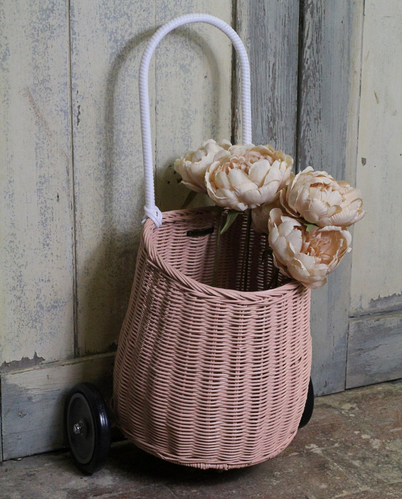 Luggy  Shopping Trolley, Rose