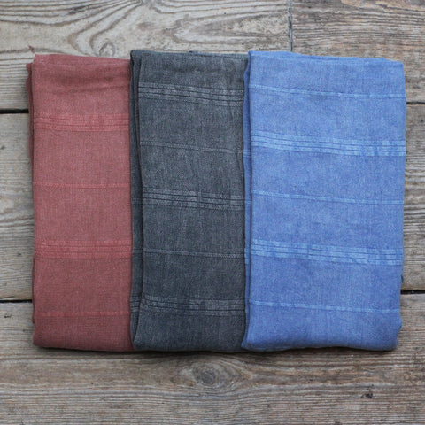 Stonewashed Hammam Towel