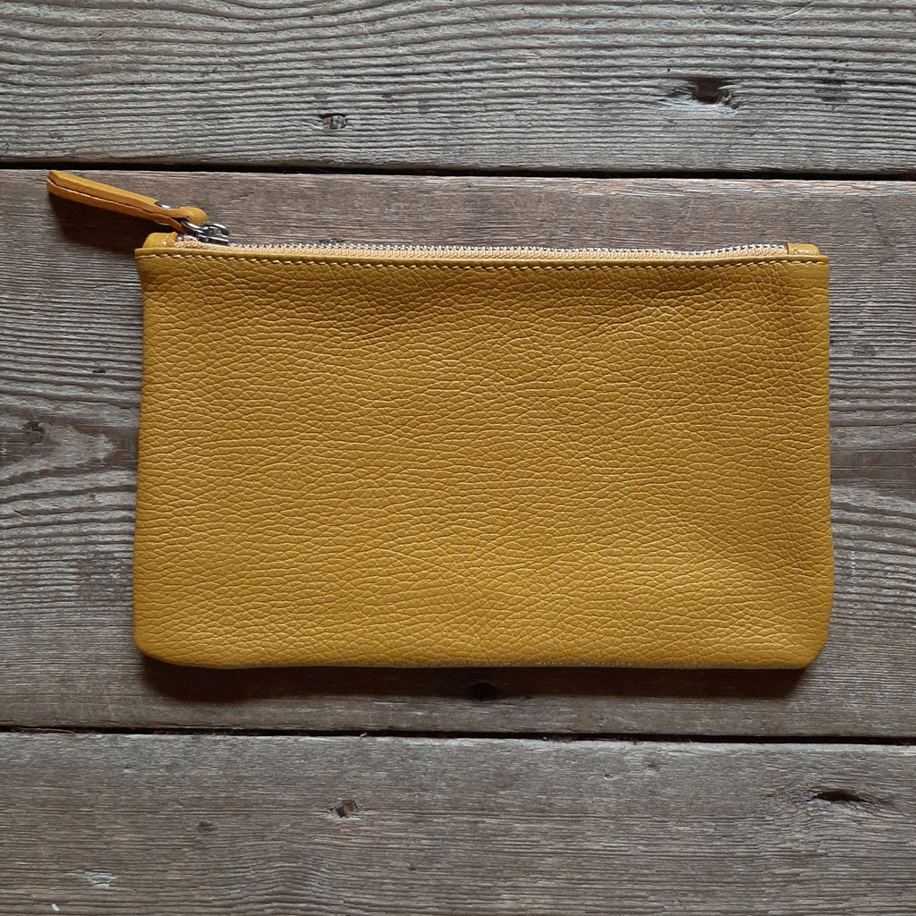 Large Leather Pouch