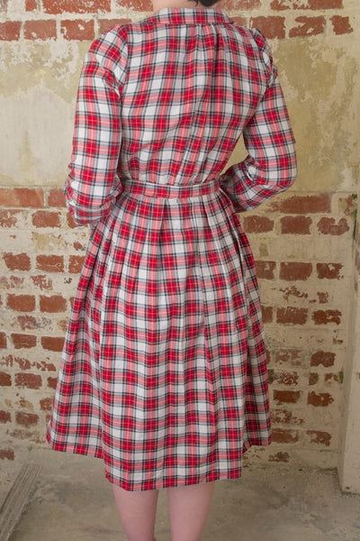 Tartan Primrose dress