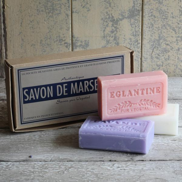 Savon de Marseilles Soap Bar - Closet & Botts