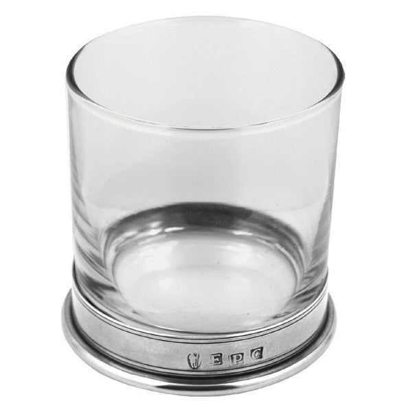 Whisky Glass, Pewter