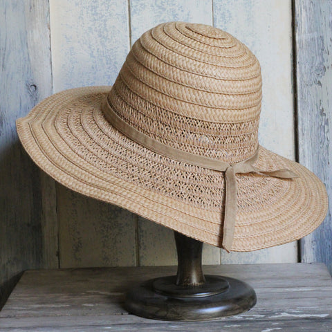 Sun Hat, Wide Brim