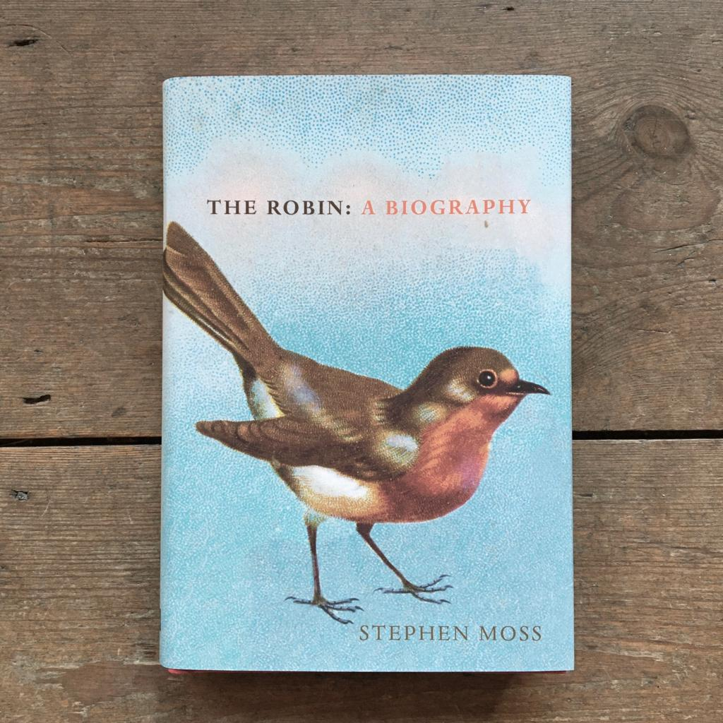 The Robin : A Biography - Stephen Moss - Closet & Botts