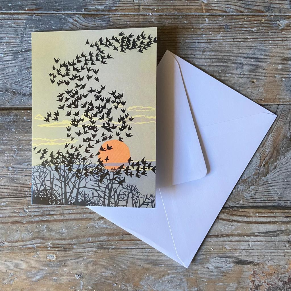 Aerial Manoeuvres Greeting card - [product_Option1 Value] - Homeware Store
