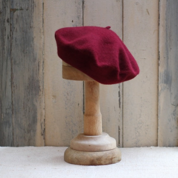 Wool beret - Homeware Store