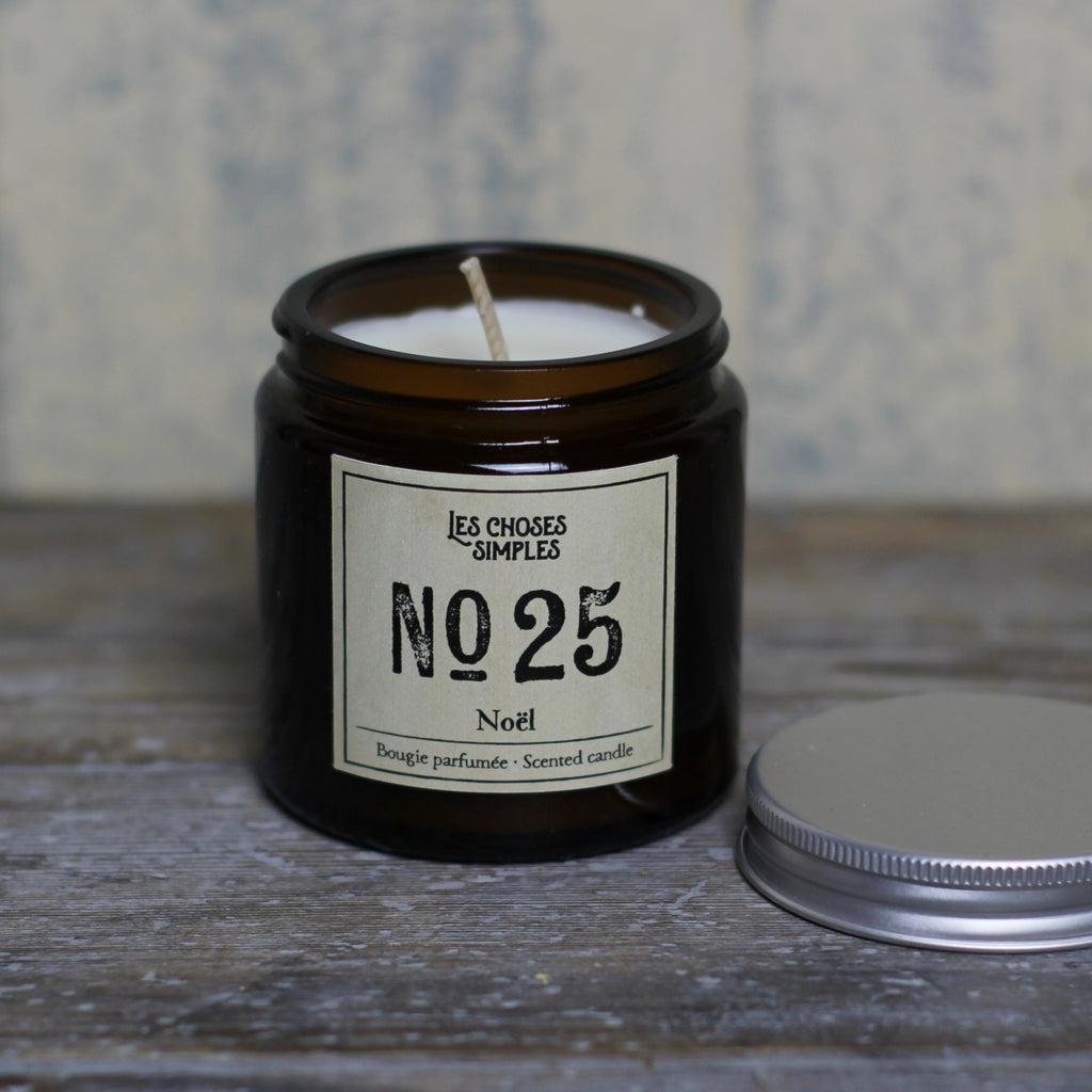 Scented Christmas Candle - Noel - Closet & Botts