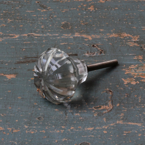 Glass Knob Star