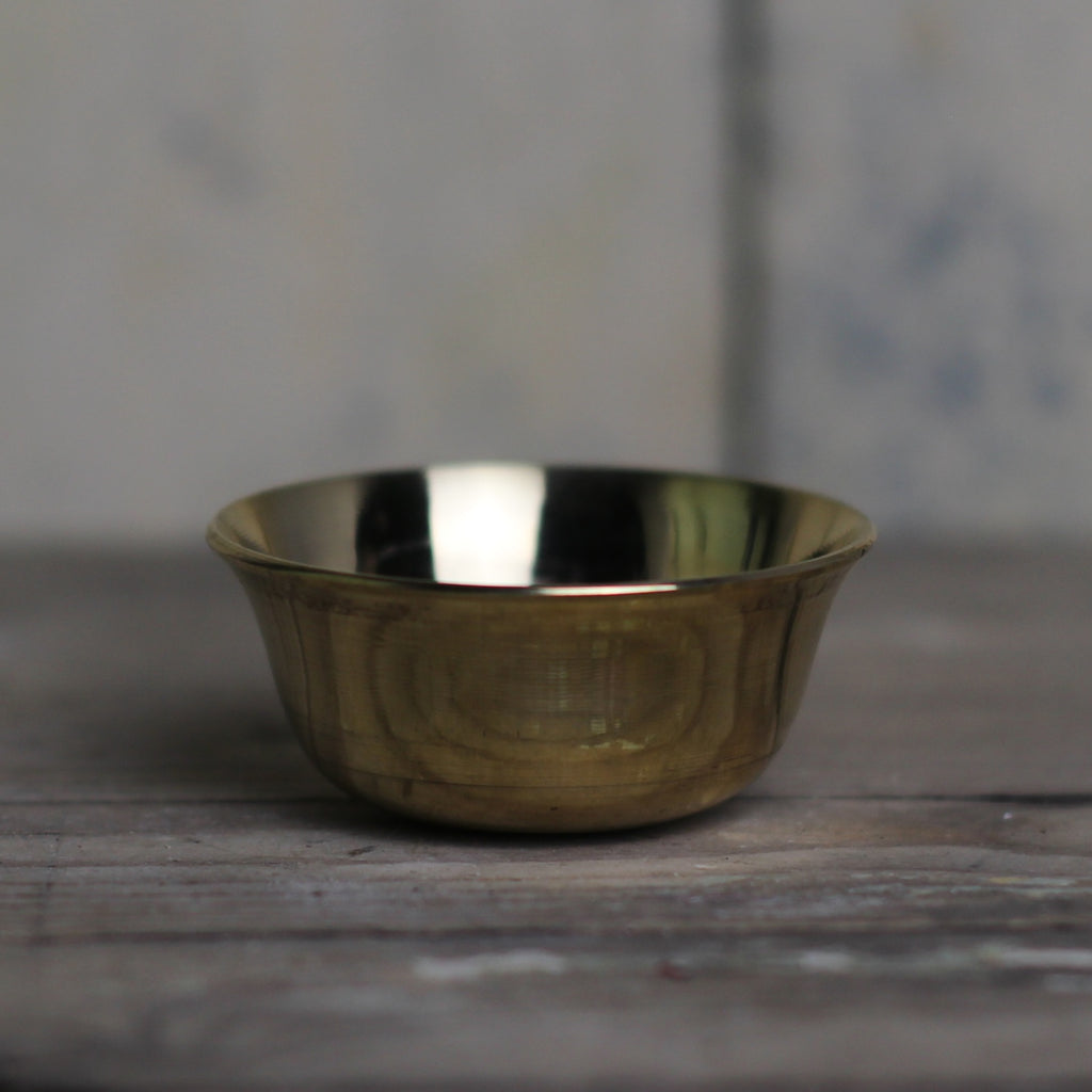 Tiny Gold Bowl - Closet & Botts