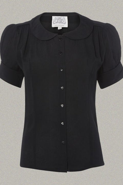 Jive blouse, Black