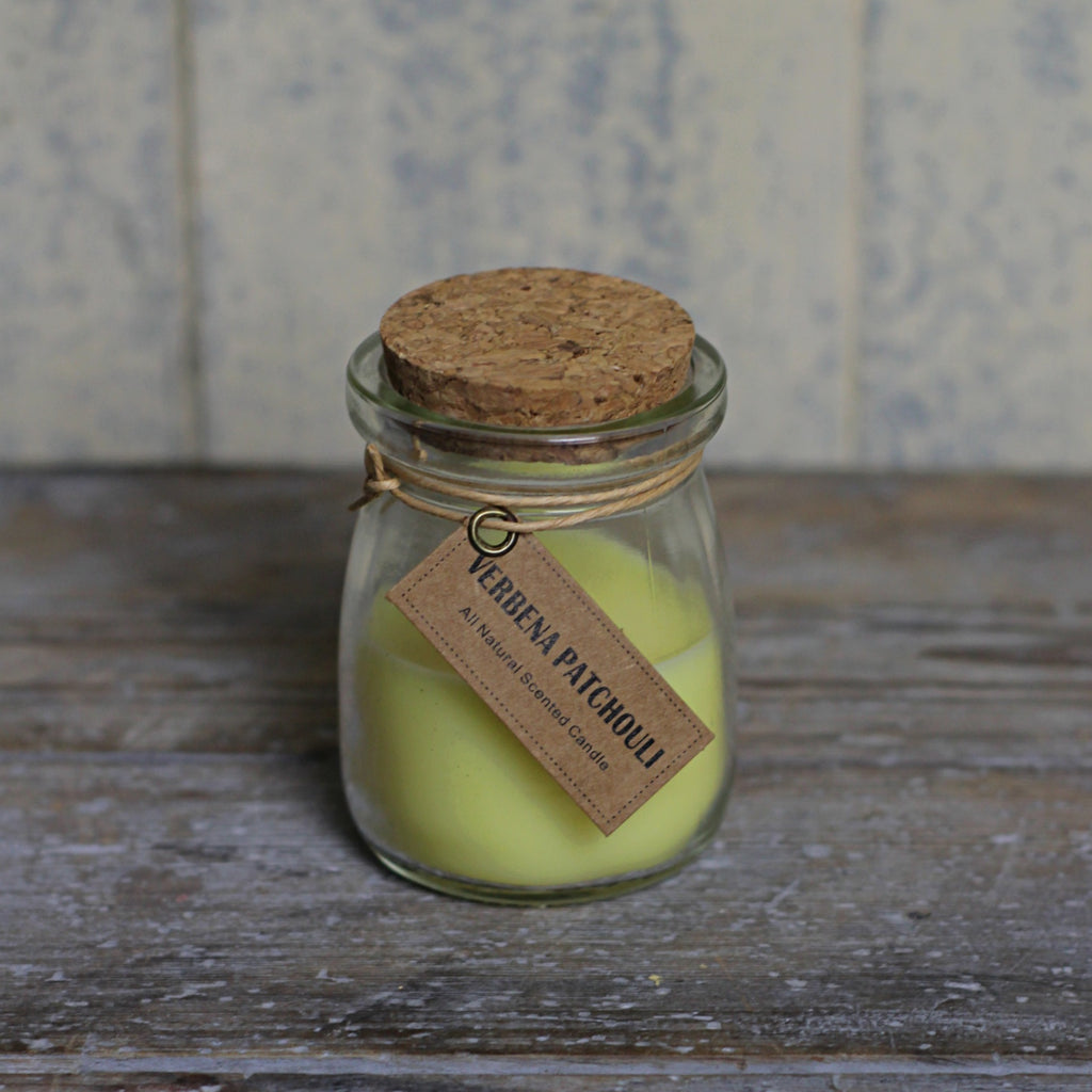 Scented Candle in a Jar - Closet & Botts