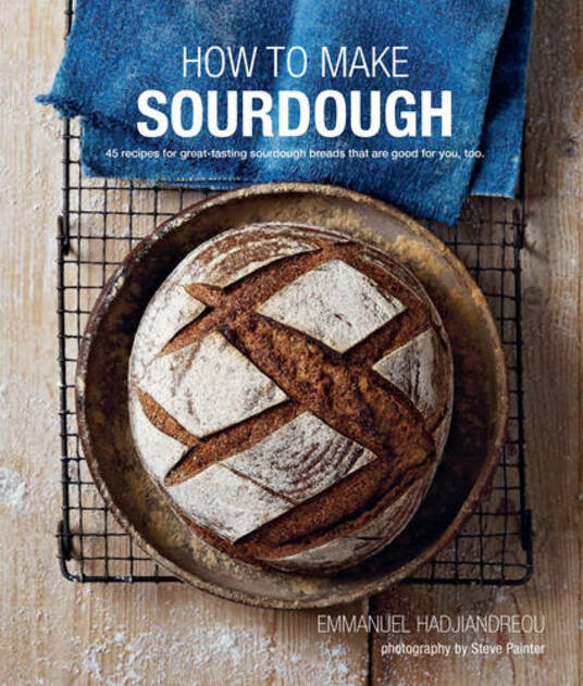 How to Make Sourdough, by Emmanuel Hadjiandreou - Closet & Botts