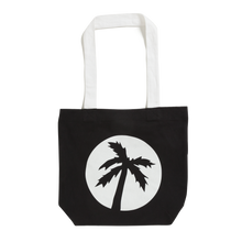 clipped phoenix black tote bag
