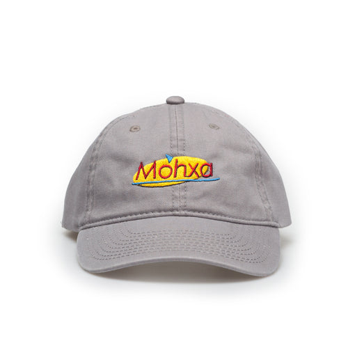 cosmo dad cap / dumbo grey