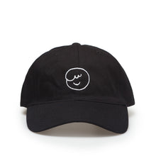 ossom boi dad cap / black