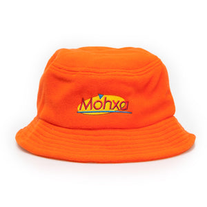 cosmo polar fleece bucket / orange