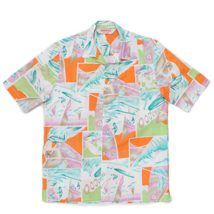 the yao lapel shirt