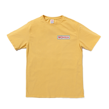 puck tee / yellow