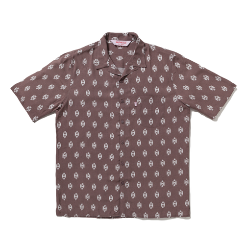 marcus shirt / brown