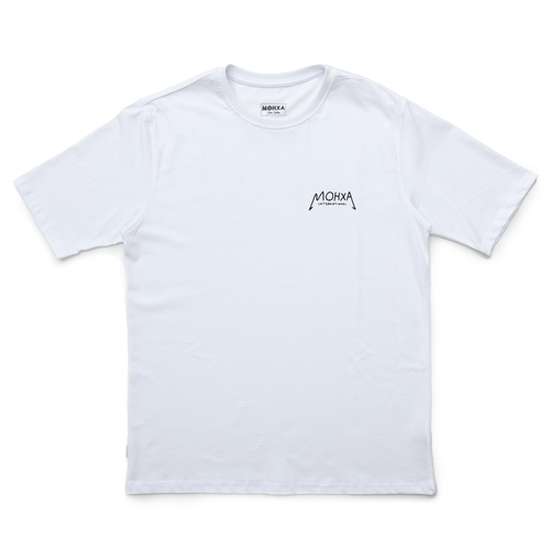 international tee / white