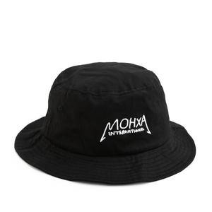 international bucket hat / black