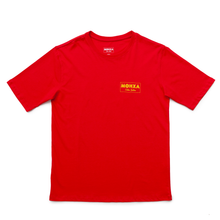team tee / red