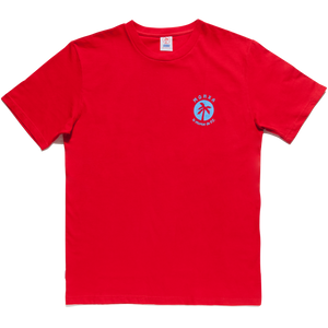 the Bob le phoque tee (red)