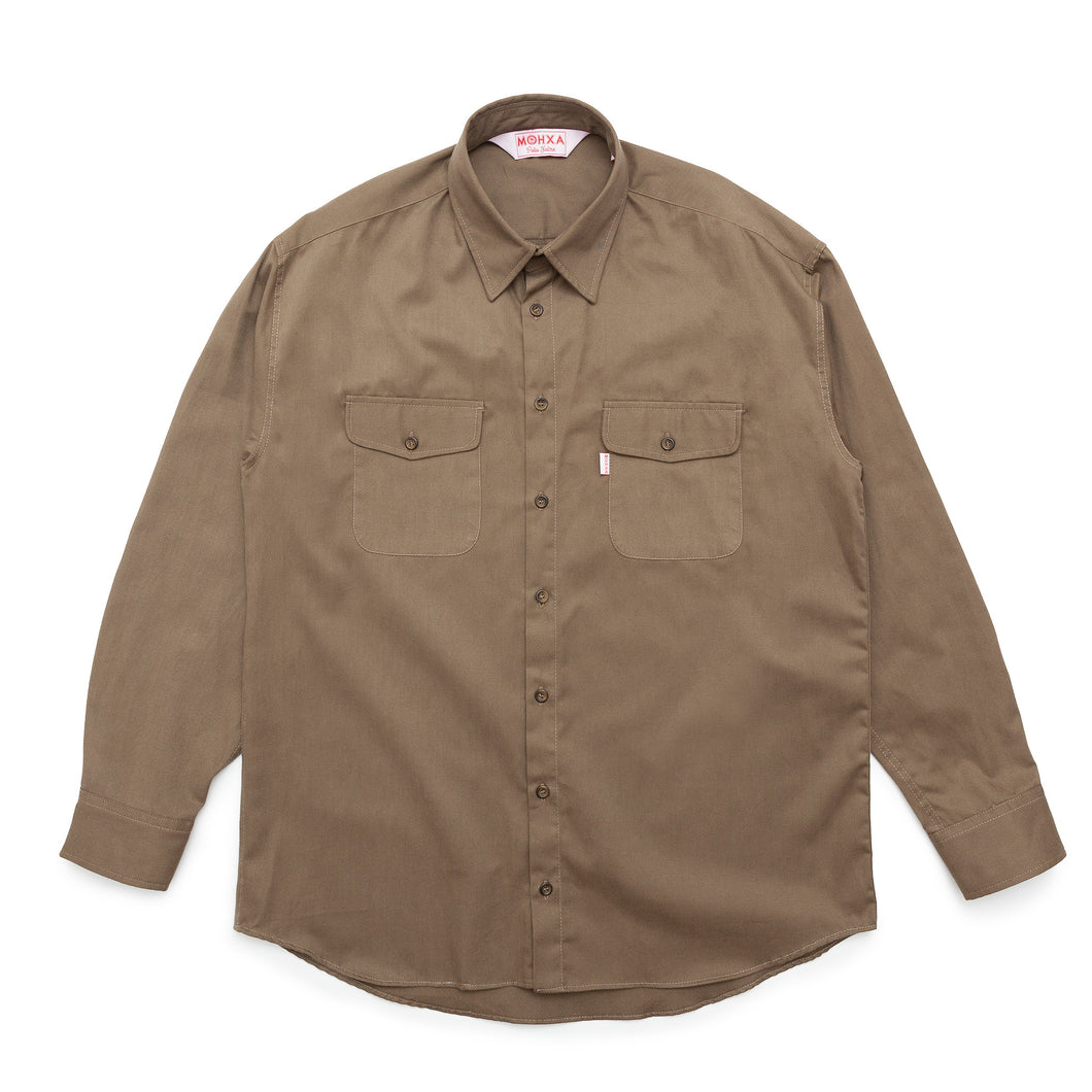 olive everyday day shirt