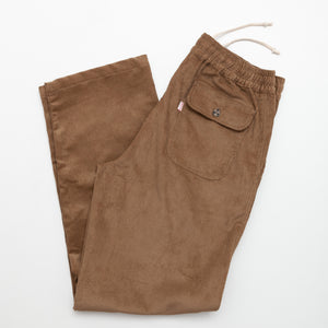 oily corduroy chiller pants